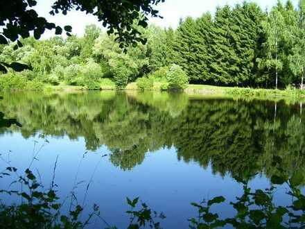 Freizeitgrund Baggersee 5 min. vor München ca. 5.000 qm