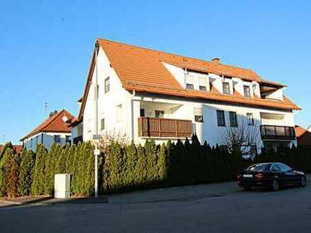 Helle, gemütliche 2 Zimmer Wohnung mit Balkon - Senden/Aufheim