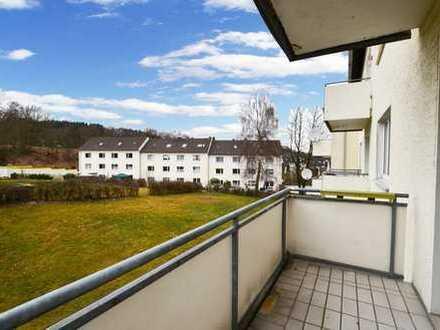 Nur etwas Farbe - dann einfach einziehen! 3,5 Raum Mietwohnung mit Balkon in Iserlohn