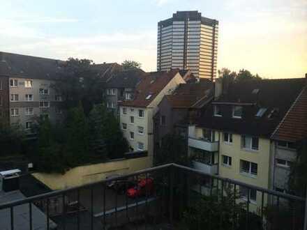 Studio/Appartment Essen City -sehr ruhig