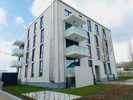 möbilierte 2-Zimmerwohnung, mit Garten, offene Küche mit EBK, Duschbad, 1 TG Stellplatz-Nordenstadt