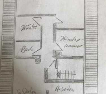 390 €, 78 m², 3,5 Zimmer