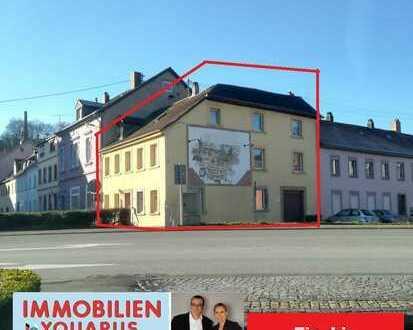 Ein- bis Zweifamilienhaus im Zentrum von Ottweiler zu verkaufen