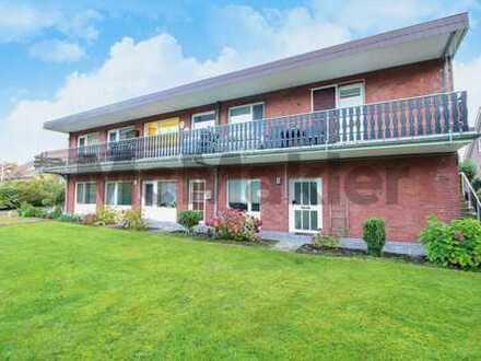 Urlaubsidyll: Gepflegte 2,5-Zimmer-Wohnung mit Balkon in Burg auf Fehmarn