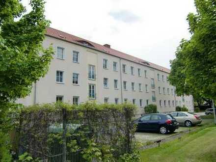 2-Raumwohnung in der Altstadt mit Balkon, Badewanne und Dusche!