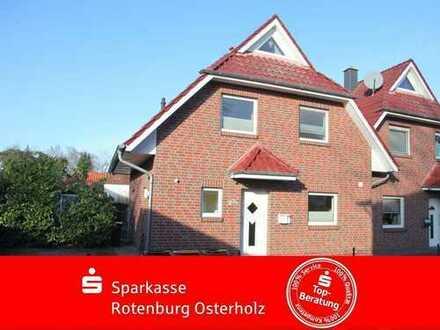Bremen-Borgfeld: Schicke Doppelhaushälfte in ruhiger und beliebter Wohnlage