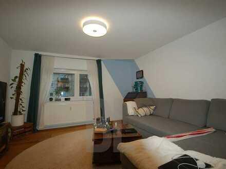 Doppeltes Glück - Tolle, renovierte Wohnung mit zwei Balkonen