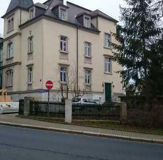 Ansprechende, modernisierte 2-Zimmer-Dachgeschosswohnung in Radeberg