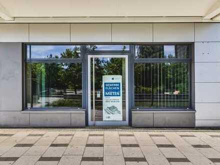 Ladengeschäft mit Nebenfläche in einem Wohn- und Geschäftsgebäude in Sachsendorf