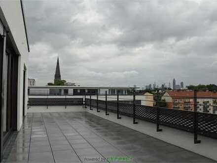 West Side Quartier, Neubau 2 x 3-Z-Penthouses mit großer Sonnen-Terrasse