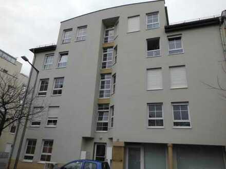 Gepflegte 2-Zimmer-Wohnung mit Einbauküche in Leipzig