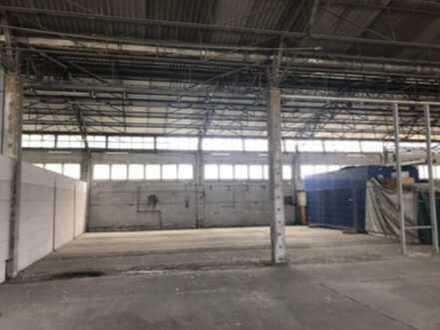 verschiedene Lagerflächen im Halle/ Ammendorf zu vermieten
