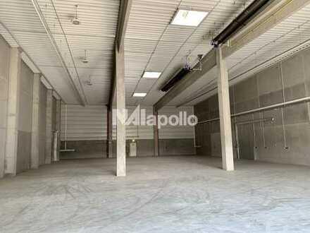 Hallenfläche zu vermieten | 8,50 m UKB | jetzt informieren