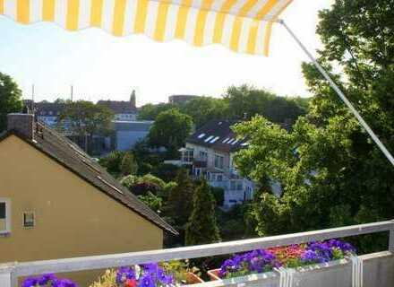 """Hannover-Südstadt - """"3 Zimmer und 2 Balkone ... !"""""""