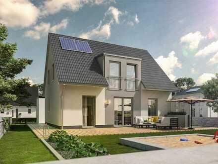 Sie möchten 2021 mit uns bauen? Das Variable Familienhaus mit Wohlfühlgarantie !