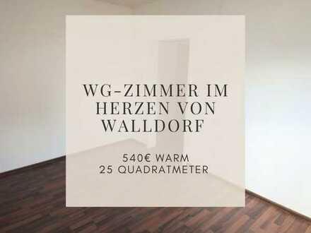 Helles, großes WG-Zimmer im Herzen Walldorf