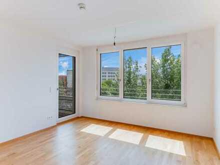 Optimale Single-Wohnung mit sonniger Loggia und geschlossener Küche in bester Lage Dresdens