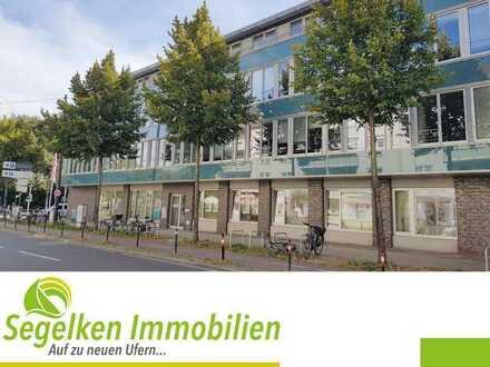 Nähe Hauptbahnhof, moderne Laden-/ Büroräume an den Messehallen