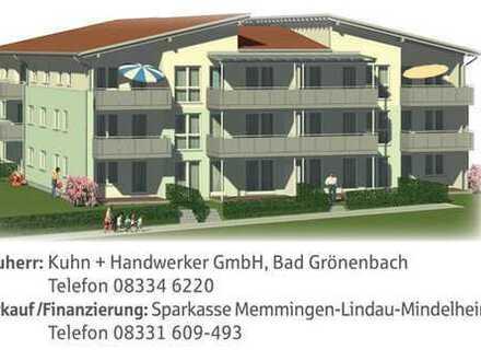 Neubau-Wohnungen in Boos