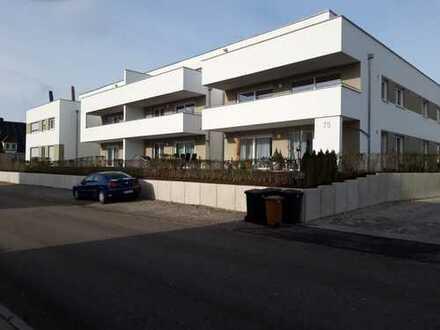 Neuwertige 2-Zimmer-Wohnung mit Balkon und EBK in Crailsheim