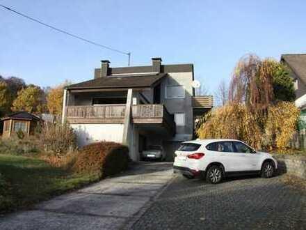 Einfamilienhaus mit großem Grundstück in beliebter Lage von Nümbrecht - Marienberghausen !