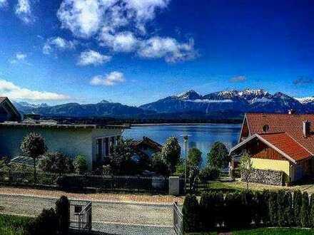 Traumhaus mit Seeblick in Hopfen am See