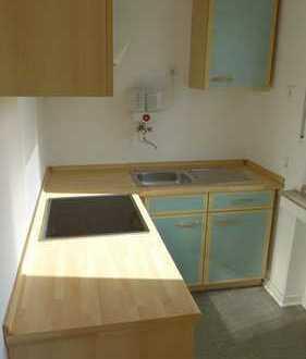 Schönes 1-Raum-Apartment mit Parkett, Einbauküche, Duschbad, Abstellraum und Keller