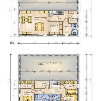 Erstbezug - Doppelhaus in familienfreundlicher Gegend