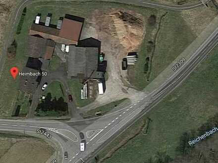 NEU: Weitläufiges Grundstück für Gewerbe und Wohnen. Aufteilbar nach Vorgaben