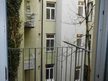 vermietete 3 Zimmer Altbauwohnung in Toplage Maxvorstadt