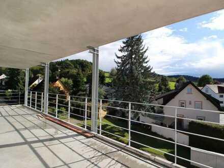 Traumhafte 4-Zi.-Wohnung mit großem Balkon - Heuweiler