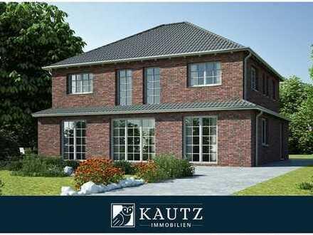 Bremen - Burg-Grambke   NEUBAUGEBIET -Schlüsselfertige City-Villa - in Kürze Verkaufsstart !