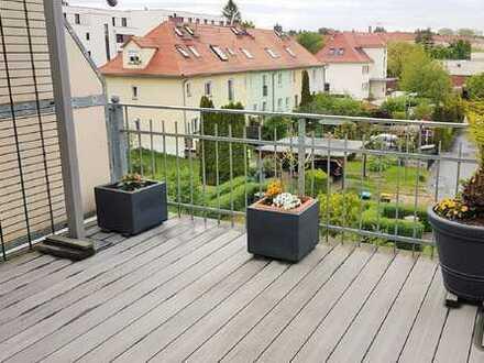 Verkaufe schicke Maisonettewohnung in Dresden-Strehlen