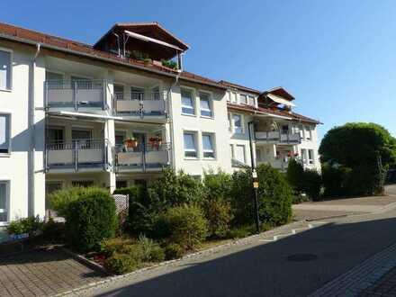 2-Zimmer Seniorenwohnung mit Balkon