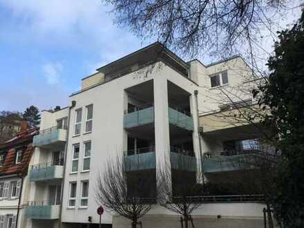 schöne 3-Zimmer Wohnung im EG, zentral gelegen mitten in Baden-Baden, derzeit gut vermietet
