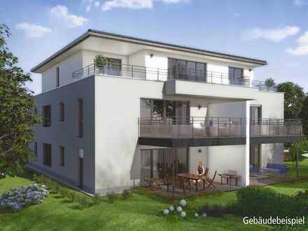 Neubau-Wohnung mit großzügigem Balkon!
