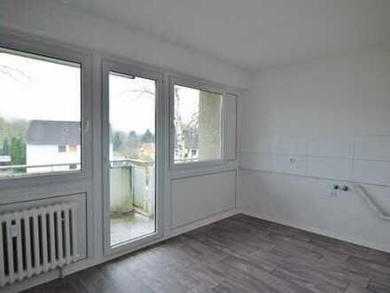 **Helle, frisch sanierte EG-Wohnung mit Balkon**