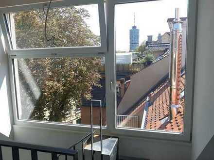 Erstbezug: exklusive 2-Zimmer-Wohnung mit Einbauküche in Augsburg