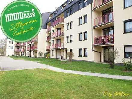 Schönes Wohnen am Schwanenteich! - Balkon und Tiefgaragenstellplatz!