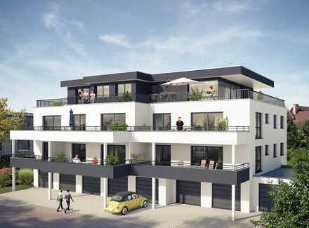Sonnenverwöhnte 3,5 Zimmer Wohnung mit großem Balkon