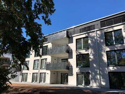 Design-Wohnung mit schöner Architektur, Neubau in einmaliger Lage