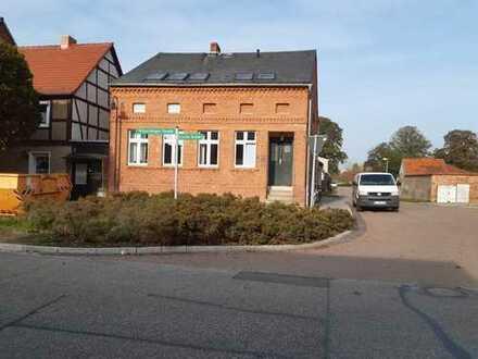 Preiswerte helle 3-Zimmer-Wohnung mit EBK in Bad Wilsnack