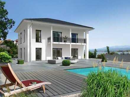 Traumhaus mit Fußbodenheizung, Bodenplatte und inklusive Grundstück! KFW 55