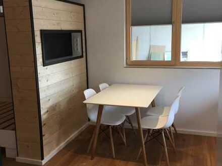 1 Zimmer Apartment für Pendler