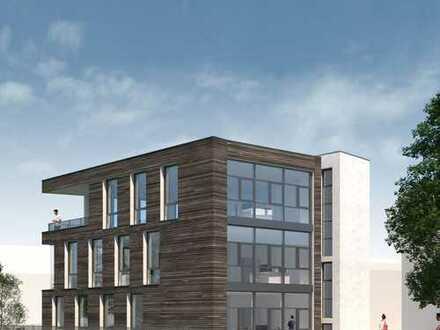 Neue exklusive Loftbüros mit Terrassen