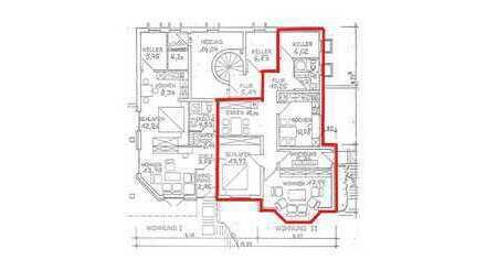 2,5-Zimmer-Wohnung in Mudersbach