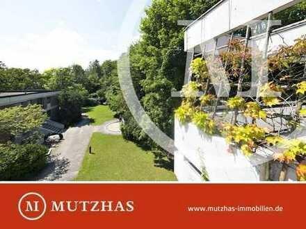 RESERVIERT Schöne 3-Zimmer-Wohnung mit großer Dachterrasse in Bestlage von Harlaching