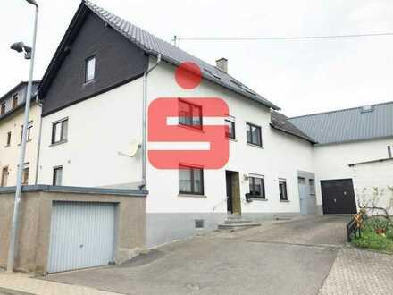 Haus mit viel Wohn- & Nutzfläche sucht neue Eigentümer
