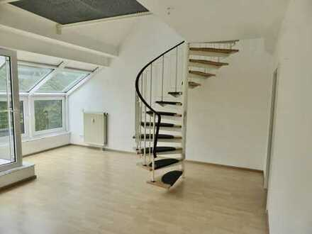 Helle 4-Zimmer-Maisonette-Wohnung mit Dachterrasse in Top-Lage von Wetzlar