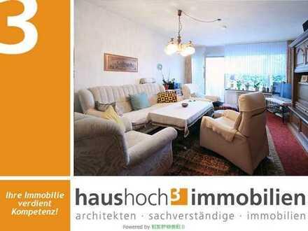 haushoch3 - Helle 3-Zimmer-Wohnung zu vermieten!